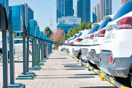 上牌量大幅增长 海南新能源汽车保有量达4.23万台