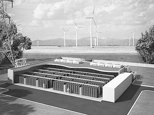 首个10万千瓦级电池储能电站投入运营 开启大型电池储能电站新阶段
