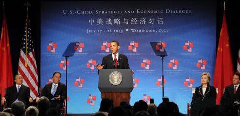 中美能源合作